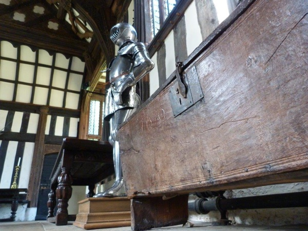 The Great Hall, Rufford Old Hall, Nr Ormskirk