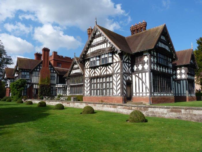 Wightwick Manor, Nr Wolverhampton