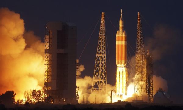 Orion Rocket Launch